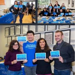 UTSW students on GivingTuesday