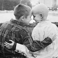 Kids Shouldn't Have Cancer, Jacky and Jonny