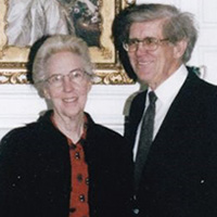 Marjorie and Charles Quarnstrom