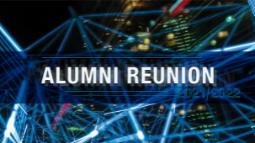 Alumni Reunion graphic