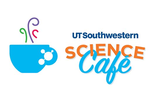 UT Southwestern Science Cafe logo