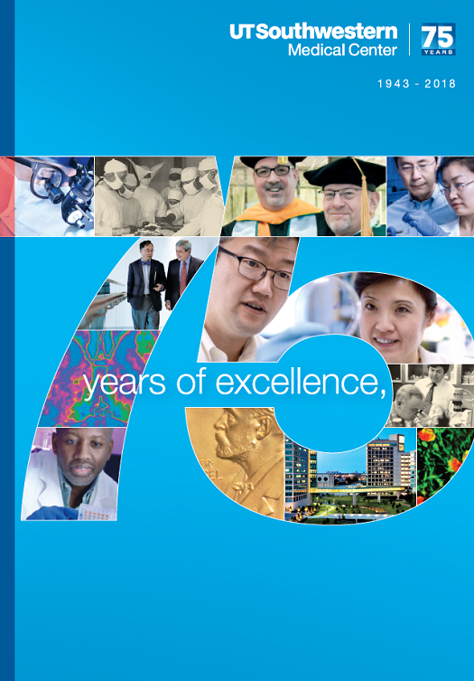 UTSW 75th Anniversary Supplement