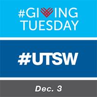 #GivingTuesday #UTSW